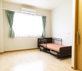 全室個室で、ご夫婦での入居も対応可能です。