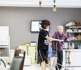 サービス付高齢者向け住宅 山水II