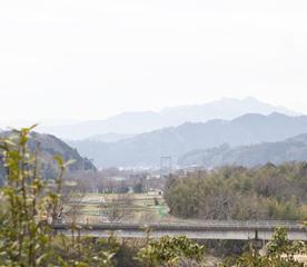 サービス付高齢者向け住宅 山水苑 窓から見える景色