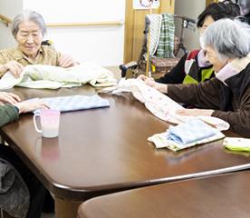 サービス付高齢者向け住宅 山水苑 イメージ写真